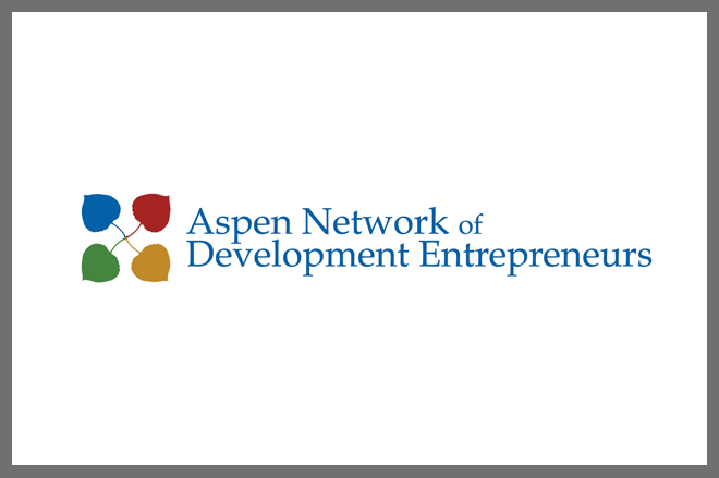 The Aspen Network of Development Entrepreneurs (ANDE)